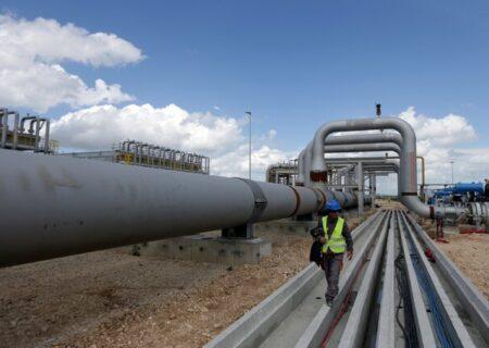 صادرات گاز آذربایجان به اروپا آغاز شد