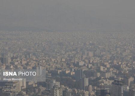 وجود نشانههایی از مصرف سوخت غیر استاندارد در صنایع و نیروگاههای تهران