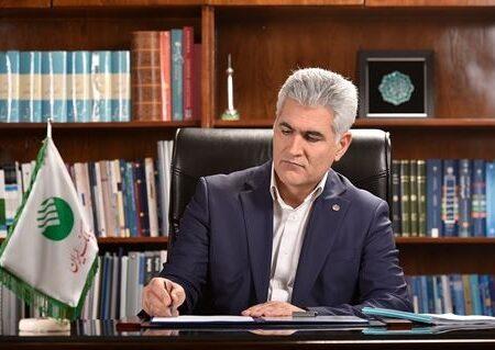 پیام دکتربهزاد شیری مدیرعامل پست بانک ایران به مناسبت فرارسیدن ایام دهه مبارک فجر