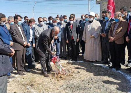 در راستای ایفای مسئولیتهای اجتماعی؛ عملیات احداث کتابخانه پاسارگاد، در شهرستان پاسارگاد آغاز شد