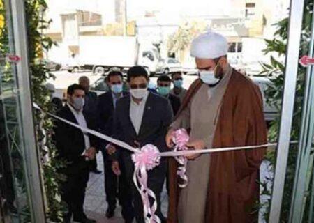 افتتاح مکان جدید شعبه مرکزی بانک مهر ایران در زاهدان