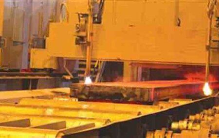 افزایش توانمندی ماشین ۵ ریخته گری مداوم برای تولید فولاد های خاص
