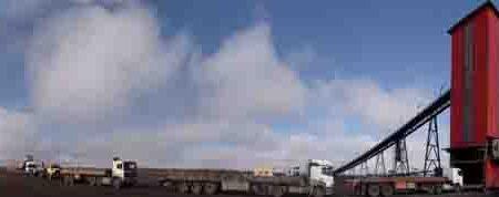 بارگیری کنسانتره در مجتمع معدنی چادرملو از مرز ۱۱ میلیون تن گذشت