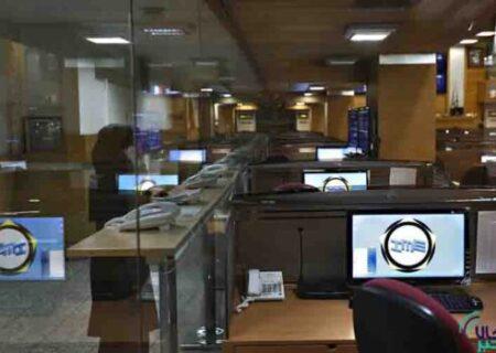 تالار فرآورده های نفتی و پتروشیمی میزبان ۶۵ هزار تن وکیوم باتوم و لوب کات