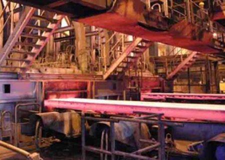 قطار پر شتاب رکوردهای فولادمبارکه متوقف شدنی نیست / رکورد تولید بیش از ۷ میلیون تن تختال و ۱۰ میلیون تن فولادخام لبیکی دیگر در سال جهش تولید