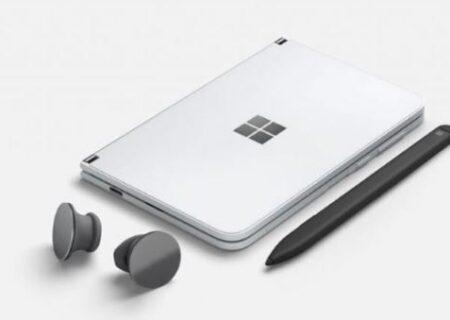 نسل دوم مایکروسافت سرفیس Duo با پشتیبانی از ۵G در راه است