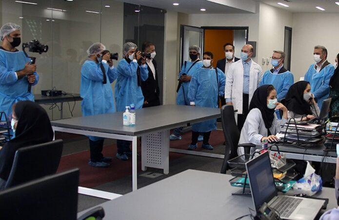 انتقال مدرنترین فناوری آزمایشگاهی به کشور توسط شرکت نویان