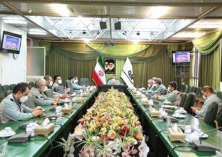 برگزاری آخرین جلسه ایثارگران شرکت فولاد مبارکه در سال ۹۹