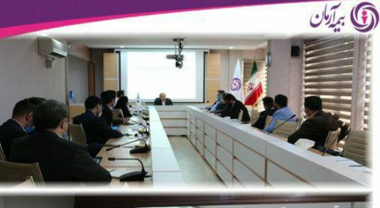برگزاری چهارمین جلسه بررسی عملکرد شعب و تشریح برنامه های سال جاری