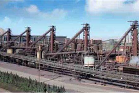 به دنبال جابهجایی رکورد ماهانه آهن اسفنجی هستیم/ تولید بیشتر آهن اسفنجی پشتیبانی از واحد فولاد سازی است