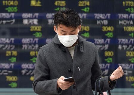 رشد سهام آسیا – اقیانوسیه