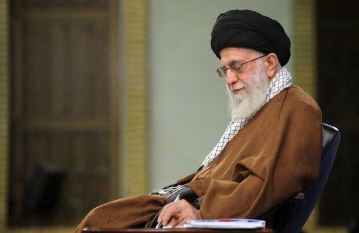 رهبر انقلاب از پیامهای تسلیت سیدحسننصرالله و اسماعیل هنیه تشکر کردند