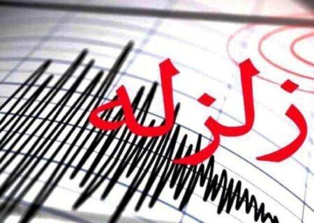 زلزله ۵.۹ ریشتری در بندر گناوه/تاکنون یک نفر مصدوم شده