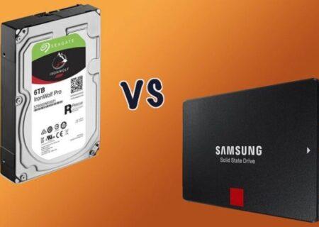 مقایسهی HDD و SSD؛ کدام برای شما انتخاب بهتری است؟