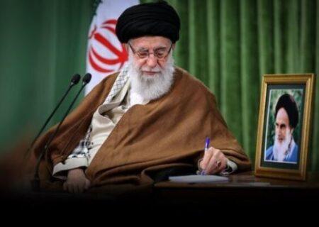 پیام تسلیت رهبر انقلاب در پی درگذشت سردار پر افتخار سیدمحمد حجازی