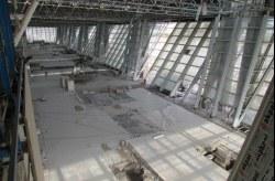 پیشرفت فیزیکی ۸۰ درصدی پایانه جدید فرودگاه کیش