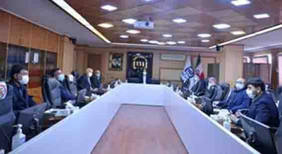 نخستین جلسه شورای معاونان بیمهآسیا در سال ۱۴۰۰