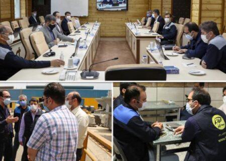 دیدار هیات ویژه با بیمهگذاران استان زنجان