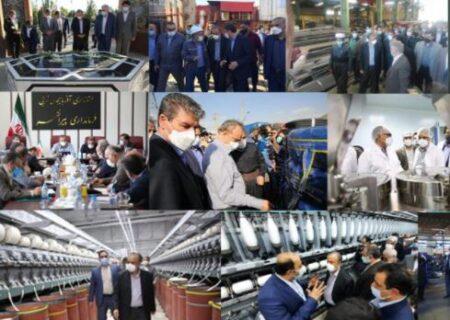 رشد ۲۷ قلم کالای صنعتی در فروردین/ با انسجام رویه ها بخشنامه مانع تولید نداشتیم/ رشد بیش از ۵۰ درصدی تولید خودرو