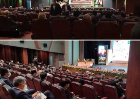 همایش ملی اسوه های ایثار با حمایت بانک ایران زمین برگزار شد