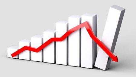 کاهش بیش از ۱۴ هزار واحدی شاخص بورس