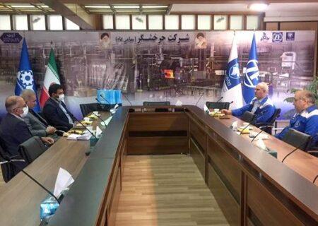 بانک توسعه تعاون حامی ظرفیت های صنعتی آذربایجان