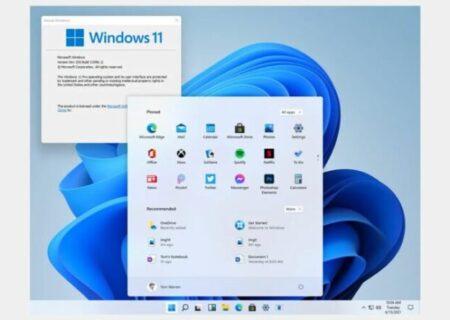 تصاویر لو رفته از ویندوز ۱۱ طراحی جدید رابط کاربری را نشان میدهند + فیلم