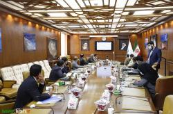 راه اندازی کارگروه ارتقای سلامت اداری، پیشگیری و مقابله با قاچاق کالا و ارز در منطقه آزاد کیش