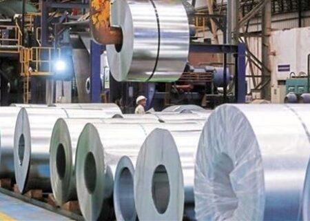 رشد ۱۴۶ درصدی صادرات فولاد شرکتهای بزرگ