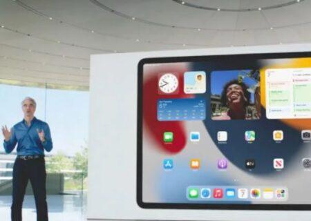 سیستم عامل iPadOS 15 معرفی شد – بهبود صفحه اصلی و مولتی تسکینگ