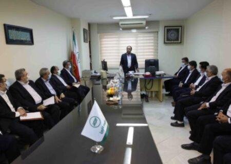 مدیر عامل در دیدار با کارکنان شعبه مشهد: بیمه البرز یک شرکت بسیارکار آمد و با قابلیت بالاست