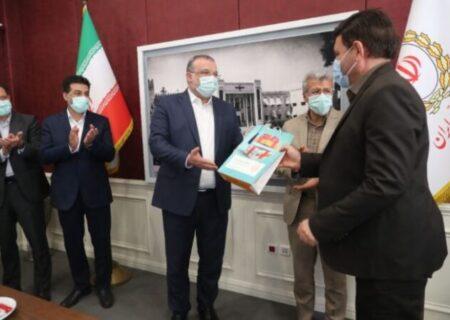"""همایش"""" تبیین اهداف ابلاغی و سیاست های اعتباری بانک ملی ایران در سال ۱۴۰۰"""" برگزار شد"""