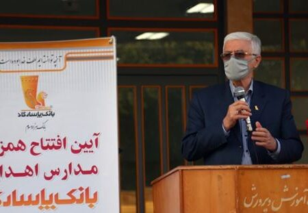 کلنگزنی و افتتاح ۶ مدرسه در استانهای خوزستان و لرستان