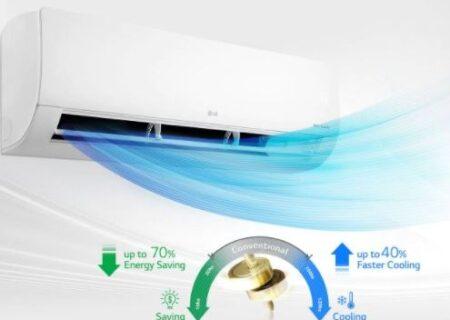 آشنایی با ۵ فناوری خارقالعاده الجی و هفت راهکار ساده برای کاهش مصرف برق اسپلیت
