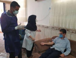 امدادرسانی بیمارستان بانک ملی ایران به همکاران در سیستان و بلوچستان