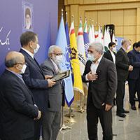 در حضور جهانگیری، بختیاری و کمیجانی انجام شد؛ تقدیر از خدمات بانک ملی ایران در زمینه محرومیت زدایی