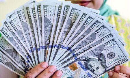 روند قیمت دلار در هفتهای که گذشت