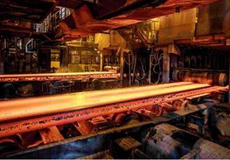 فولاد مبارکه جزو معدود تولیدکنندگان اسلب API در جهان است