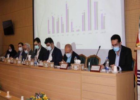 مجمع عمومی عادی سالانه شرکت بیمه کارآفرین برگزار شد