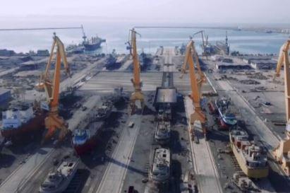 هفت شناور در مجتمع کشتی سازی فراساحل ایران در بندرعباس تعمیر شد