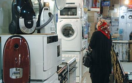 برنامهای برای حضور خارجیها در صنعت لوازم خانگی نداریم