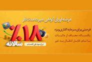 تمدید عرضه اوراق سپرده سرمایه گذاری بانک ملی ایران تا پایان سال